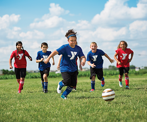 Youth Sports and Soccer at the YMCA