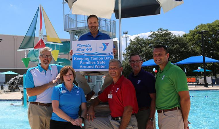 SAW partnership YMCA of the Suncoast