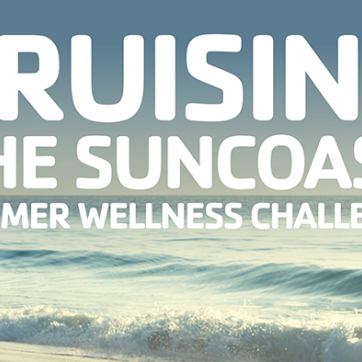 Cruising the YMCA of the Suncoast Wellness Challenge August 2018