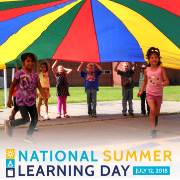 National Summer Learning Day at the YMCA of the Suncoast
