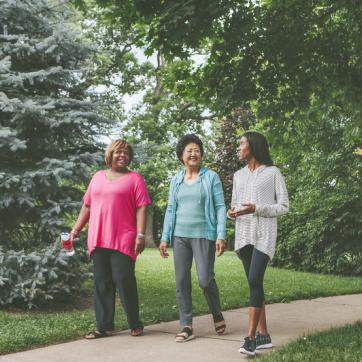 Healthy Living Fall Prevention