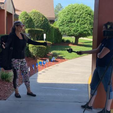 Hernando Y member talks to Bay News 9 about returning to the Y.
