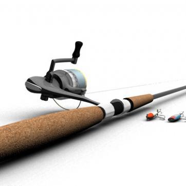 YMCA of the Suncoast fishing pole